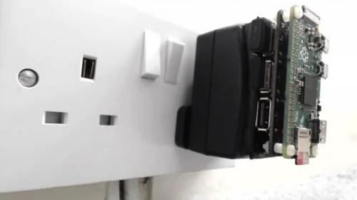 NODE Plug Raspberry Pi Plug