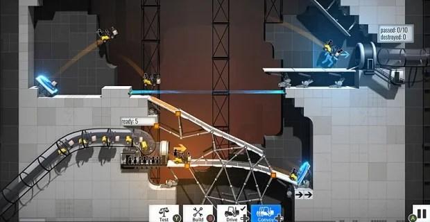 Next Week on Xbox - Bridge Constructor