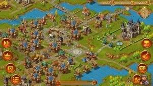 Townsmen - mobile version screenshot