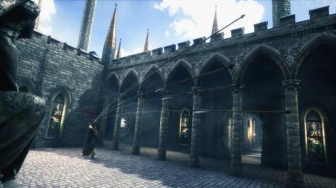In Death Oculus Rift Arrows 3