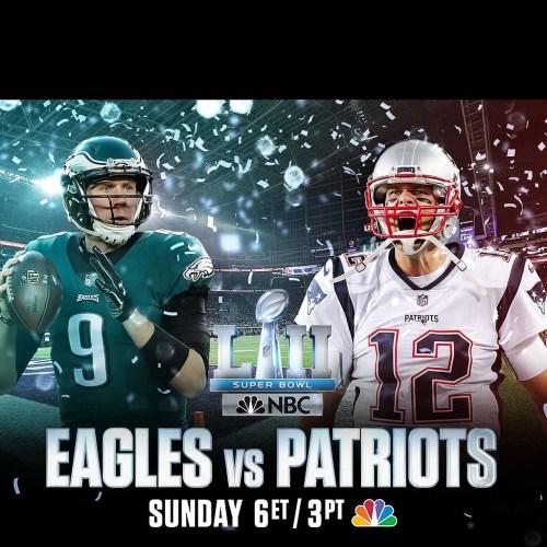 Sunday, February 4 at 6:00 pm ET / 3:00 pm PT on NBC