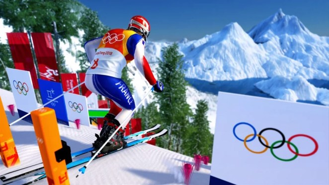Steep Road to the Olympics Hero Image
