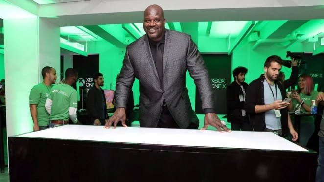 Shaq Xbox Live Sessions Hero Image
