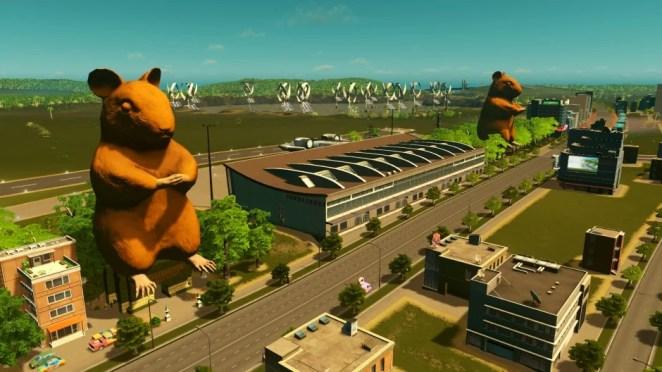 Cities Skylines - Xbox One Edition Mods Hero Image