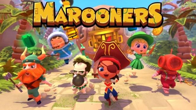 Marooners Hero Image