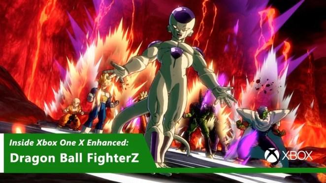 Inside Xbox One X Enhanced Hero