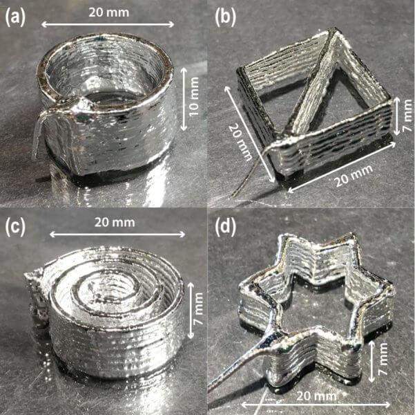 Gallium alloys