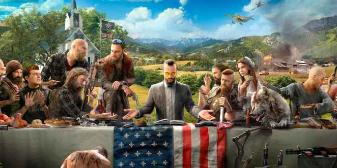 Far Cry 5 Review: An Anarchic Thrill Ride Far Cry 5 Review