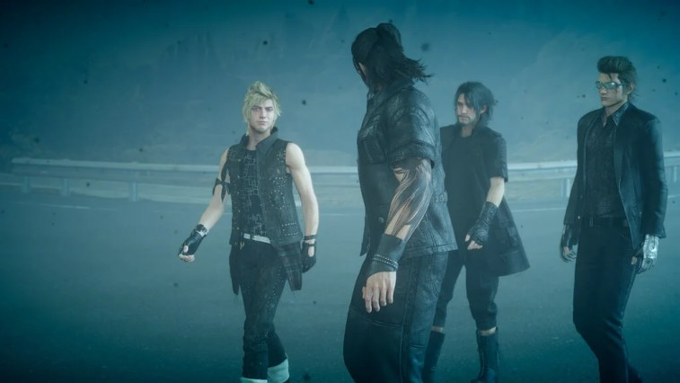 Final Fantasy Xv Movie Characters Ardusat Org
