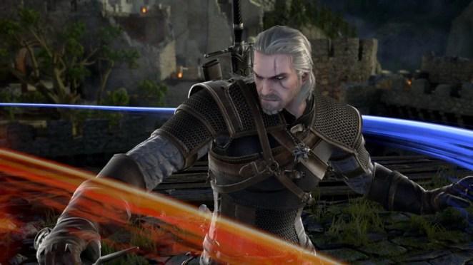 SoulCalibur VI: Geralt