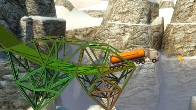 Bridge Constructor Portal for PS4