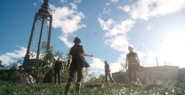 Next Week on Xbox - Final Fantasy XV