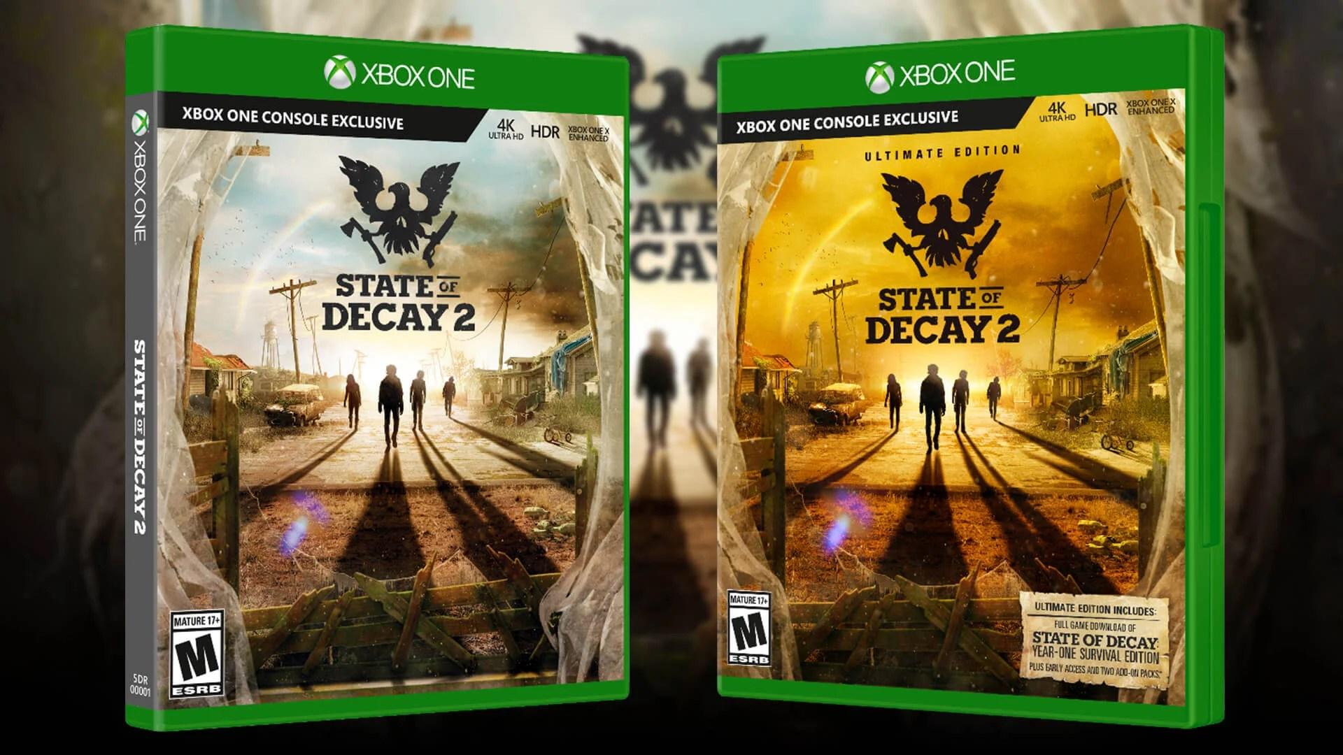 State of Decay 2: Offizieller Release-Termin enthüllt