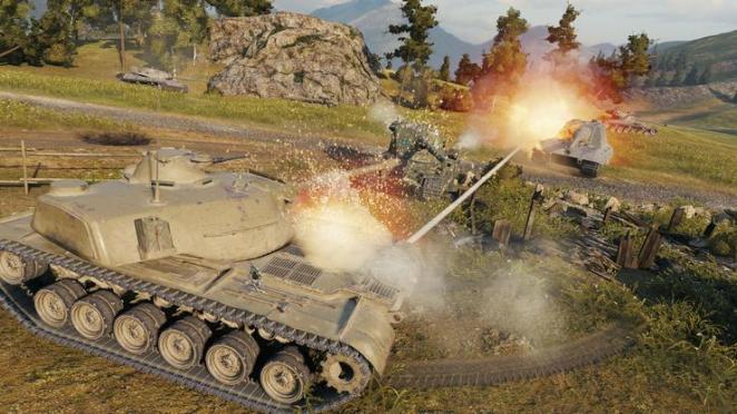 The Evolution Of World of Tanks world of tanks 02