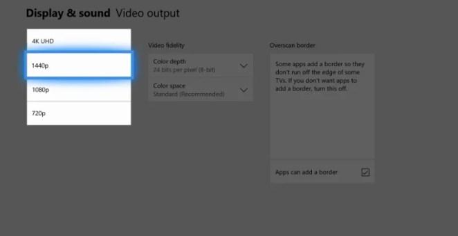 1440p Selection Screen