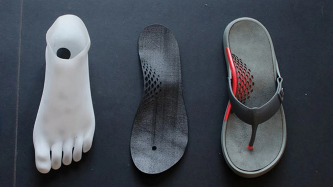 3d printed sandals
