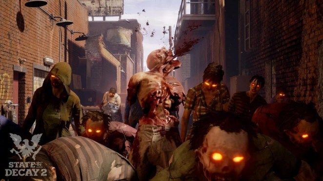 State of Decay 2 launches in May