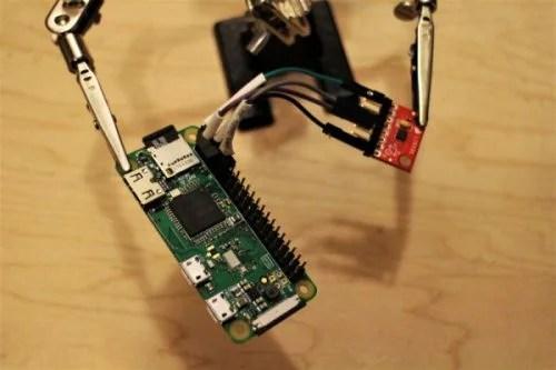 Jennifer Fox Raspberry Pi Impact Force Monitor
