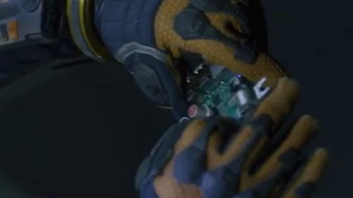 Raspberry Pi Netflix Lost in Space