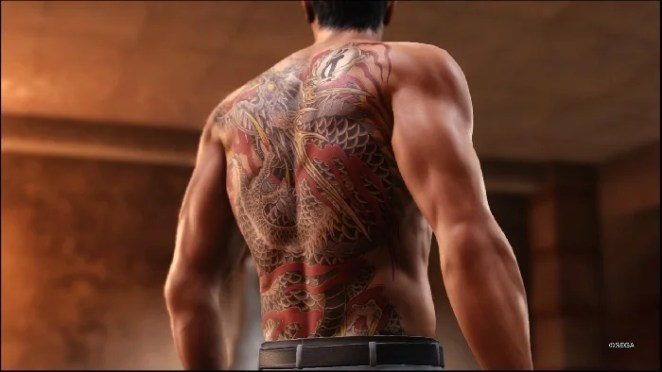 The History Behind Yakuza 6s Tattoos yakuza6 kiryu tatoo