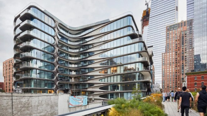 The New York condos that inspired the H-Line hat
