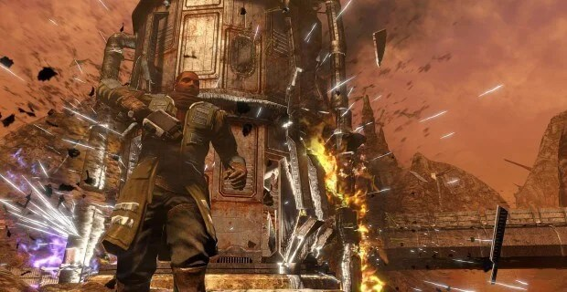 Next Week on Xbox: Red Faction: Guerilla Re-Mars-tered