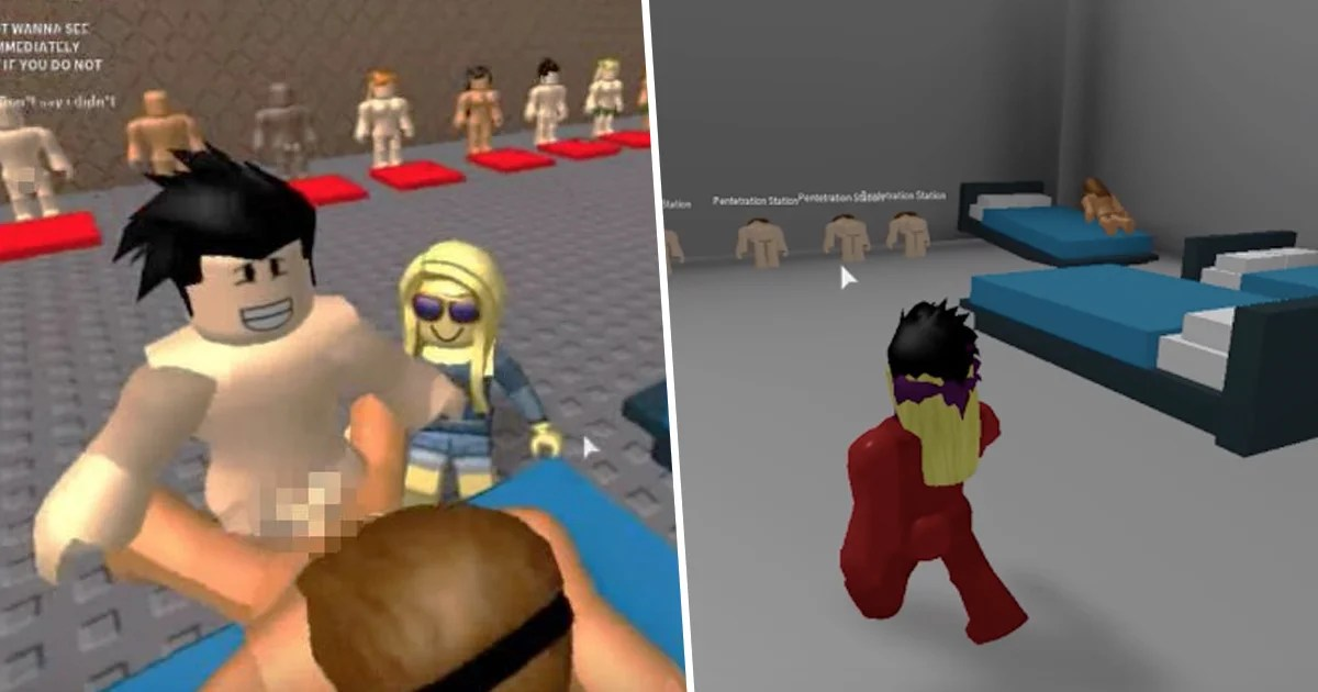 Warning Issued As Kids Game Is Flooded With X Rated Videos