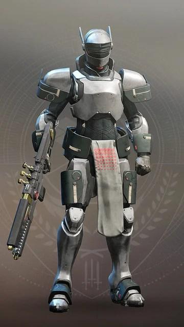 Destiny 2: Forsaken – PlayStation-Exclusive Titan Armor
