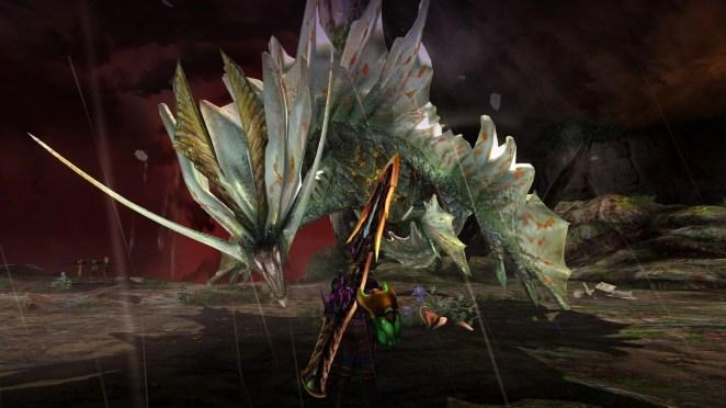 Monster Hunter Generations Ultimate Review MHGU screens Amatsu bmp jpgcopy
