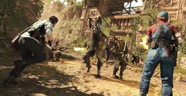Next Week on Xbox: Strange Brigade!