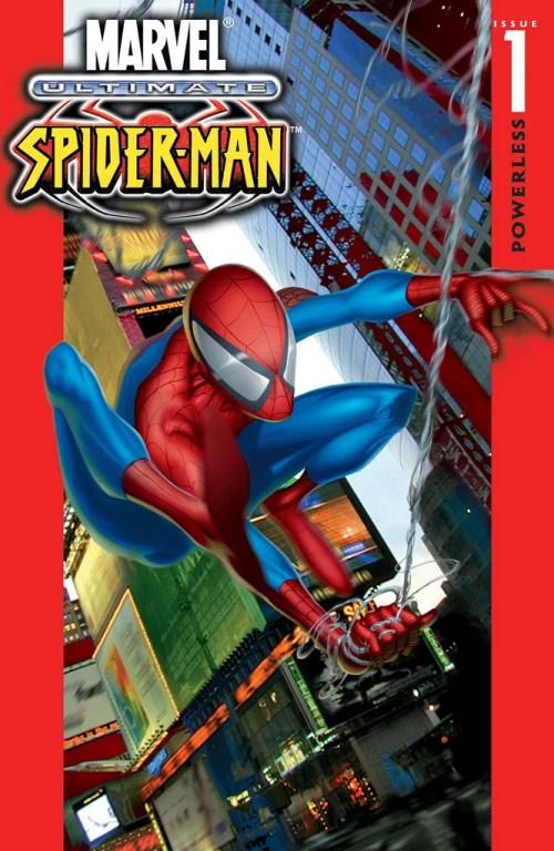 Ultimate Spider-Man (2000) #1
