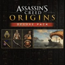 Assassin's Creed® Origins - Deluxe-Paket