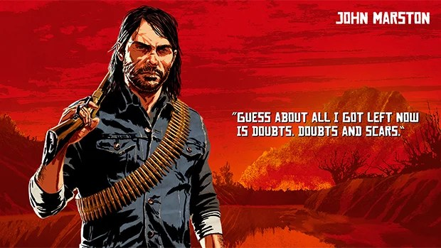 Red Dead Redemption 2 John image