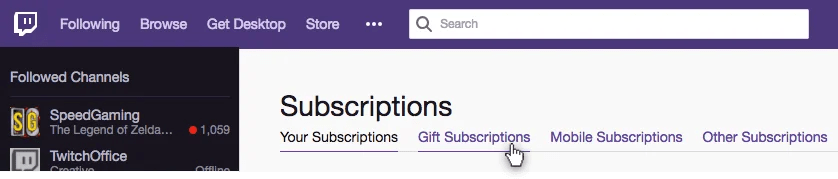 SUBtember is back! Continue a gift subscription for 80% off