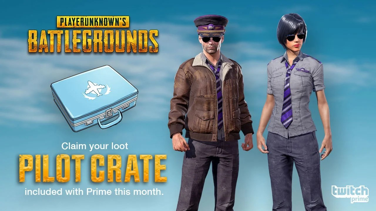 can you sell pubg twitch prime loot