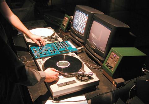 Gebhard Sengmüller original VinylVideo