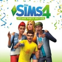 Die Sims™ 4 Deluxe Party Edition