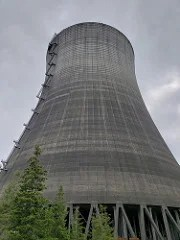 Earthfall: Invasion - Satsop Nuclear Facility