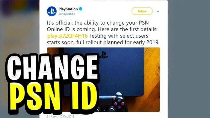 How To Change Your PSN ID ? | ブログドットテレビ