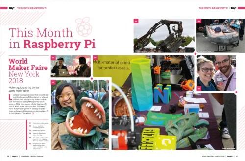 MagPi 75 Raspberry Pi magazine