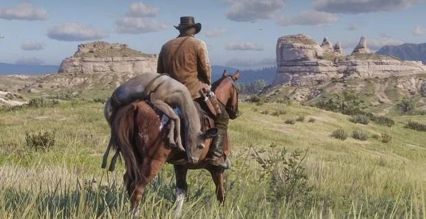 Next Week on Xbox: Red Dead Redemption 2