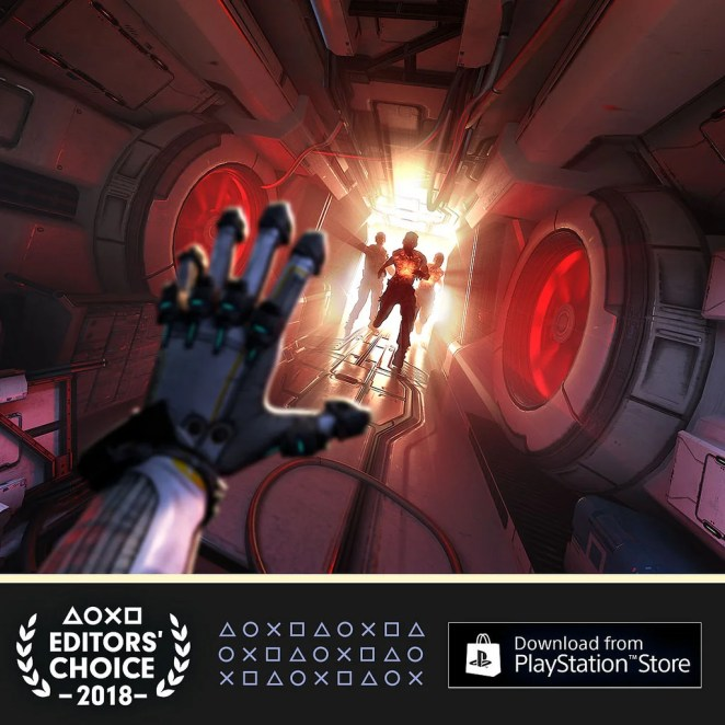 PlayStation Editor's Choice Q3 2018: The Persistence