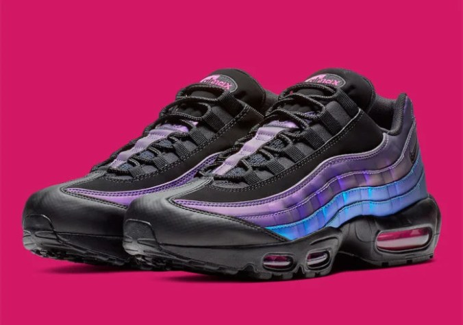 free shipping e89ad 40bb8 The Nike Air Max 95 Arrives In Playstation Colors | ブログ ...