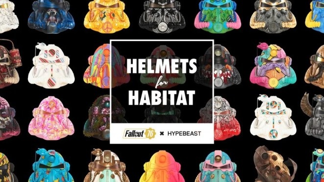 Fallout 76 Helmets for Habitat Hero Image