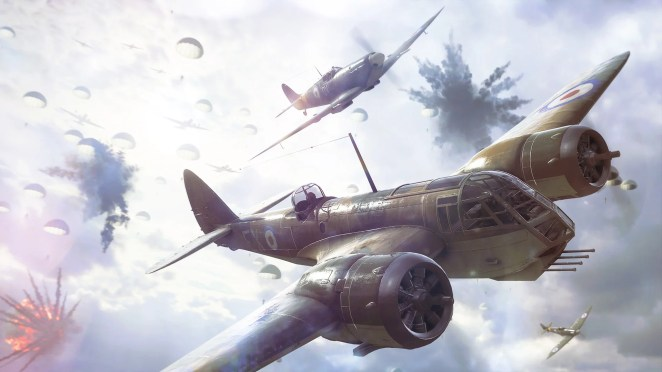 Battlefield V Reveal Screenshot