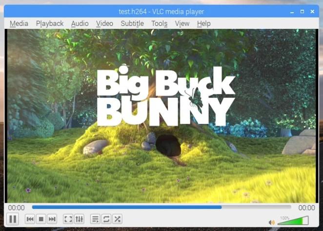 Raspbian update screenshot