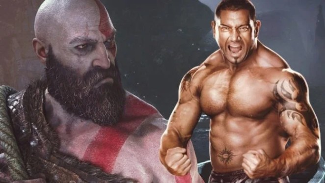 Director Wants Wwe Superstar Bautista To Play Kratos In God