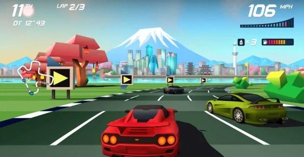 Next Week on Xbox: Horizon Chase Turbo