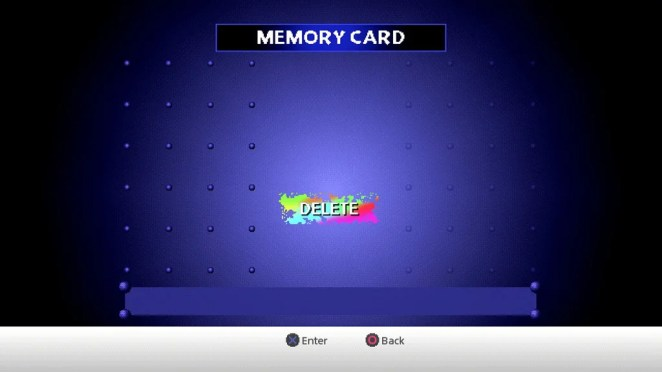 PlayStation Classic user interface