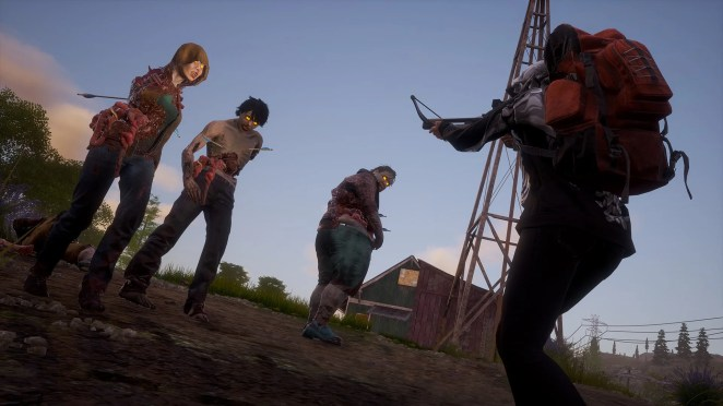State of Decay 2 Zedhunter